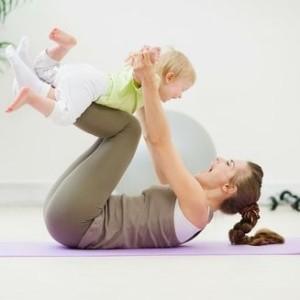 تمرینات بدنی پس از بارداری