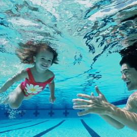 مقدمات آموزش شنا به کودکان