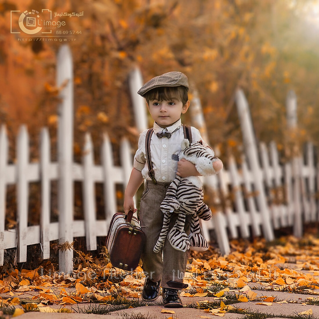 عکاسی با تم پاییز