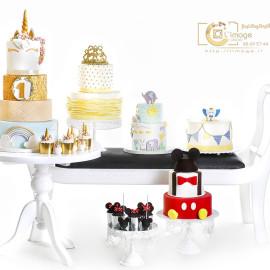 ماکت کیک و دکور آتلیه کودک